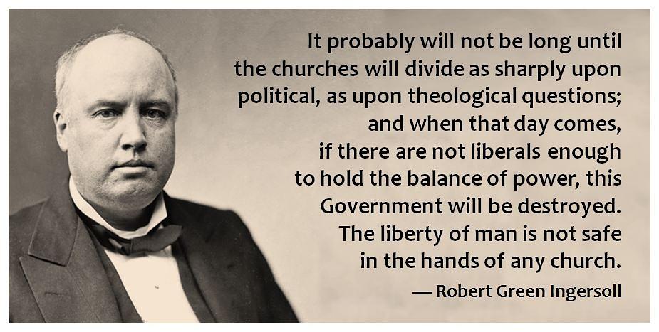 Robert Green Ingersoll's quote #6