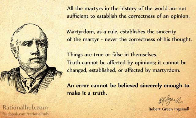 Robert Green Ingersoll's quote #8