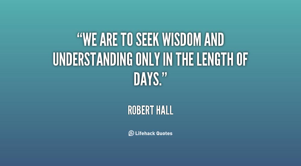 Robert Hall's quote #4