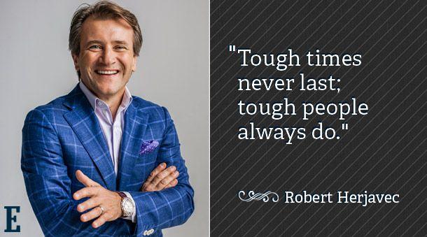 Robert Herjavec's quote #8