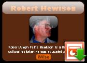 Robert Hewison's quote #1