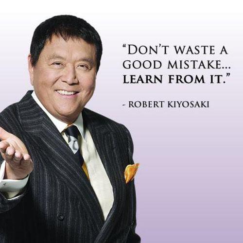 Robert Kiyosaki's quote #7