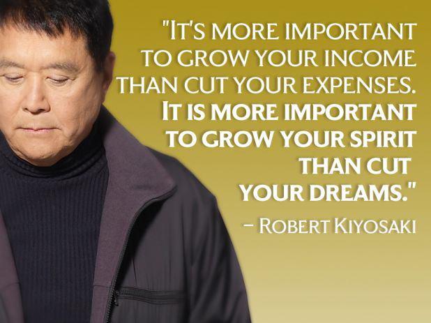 Robert Kiyosaki's quote #8