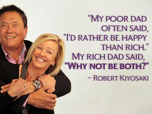 Robert Kiyosaki's quote #1
