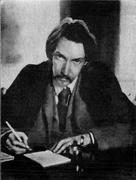 Robert Louis Stevenson's quote #1