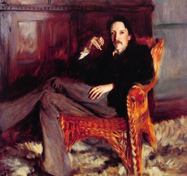 Robert Louis Stevenson's quote #5
