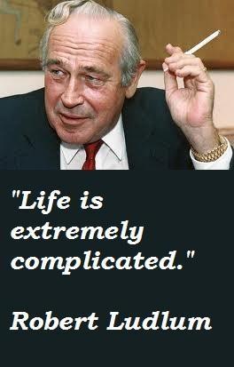 Robert Ludlum's quote #2
