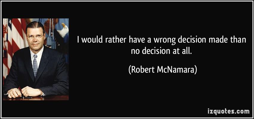 Robert McNamara's quote #2