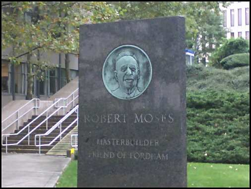 Robert Moses's quote