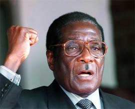 Robert Mugabe's quote #2