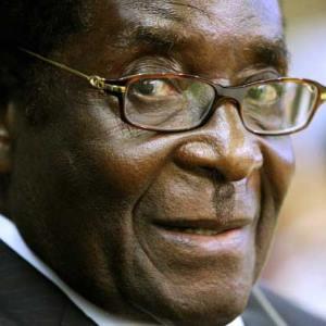 Robert Mugabe's quote #1
