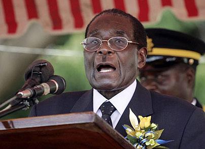 Robert Mugabe's quote #6