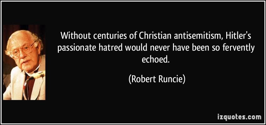 Robert Runcie's quote