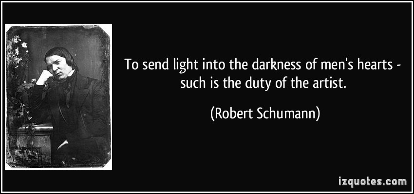 Robert Schumann's quote #7