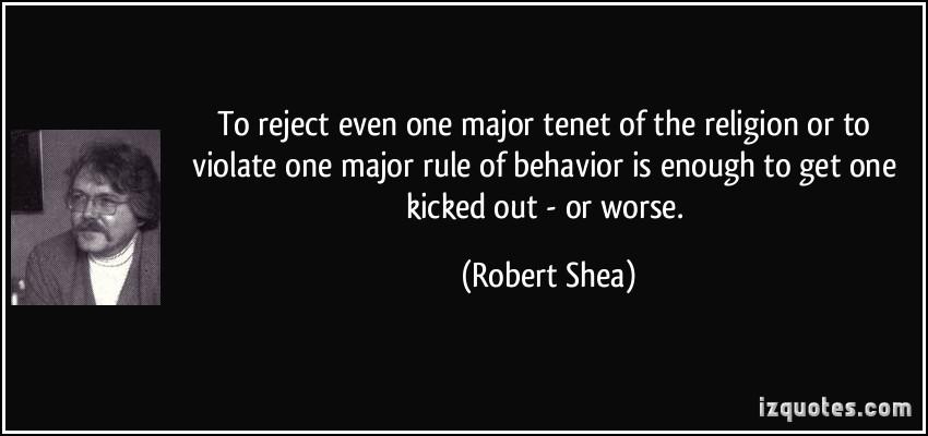 Robert Shea's quote #3