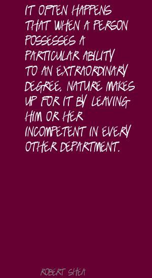 Robert Shea's quote #5