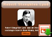 Robert Staughton Lynd's quote #6