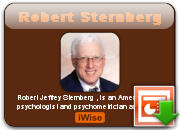 Robert Sternberg's quote #3