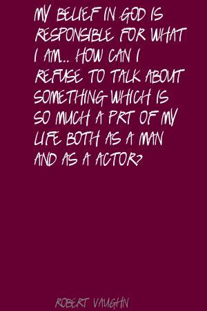 Robert Vaughn's quote #2