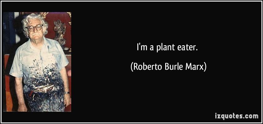 Roberto Burle Marx's quote #4