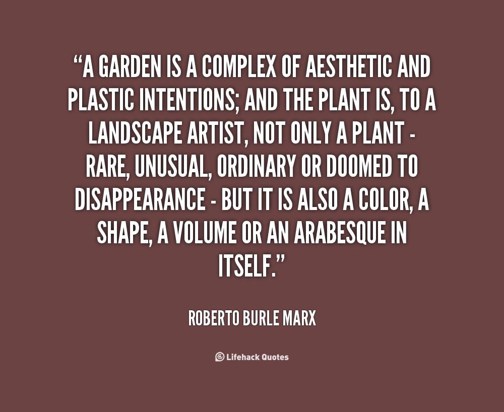 Roberto Burle Marx's quote #2