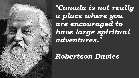 Robertson Davies's quote #7