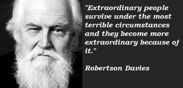 Robertson Davies's quote #8