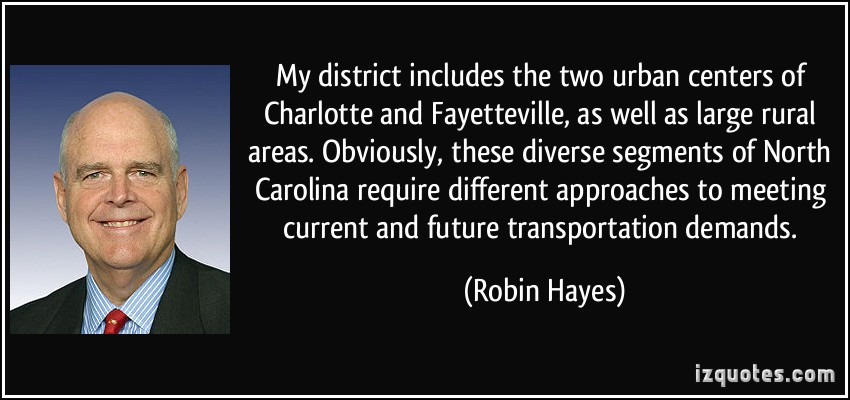 Robin Hayes's quote #6
