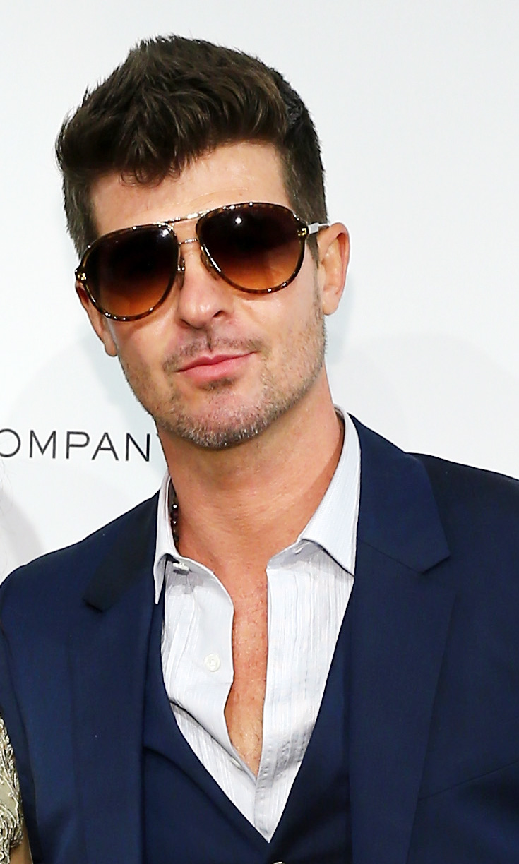 Robin Thicke's quote #5