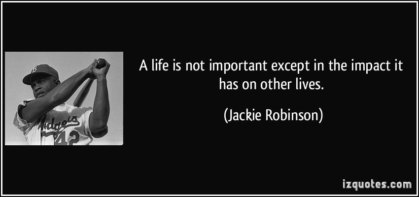 Robinson quote #1