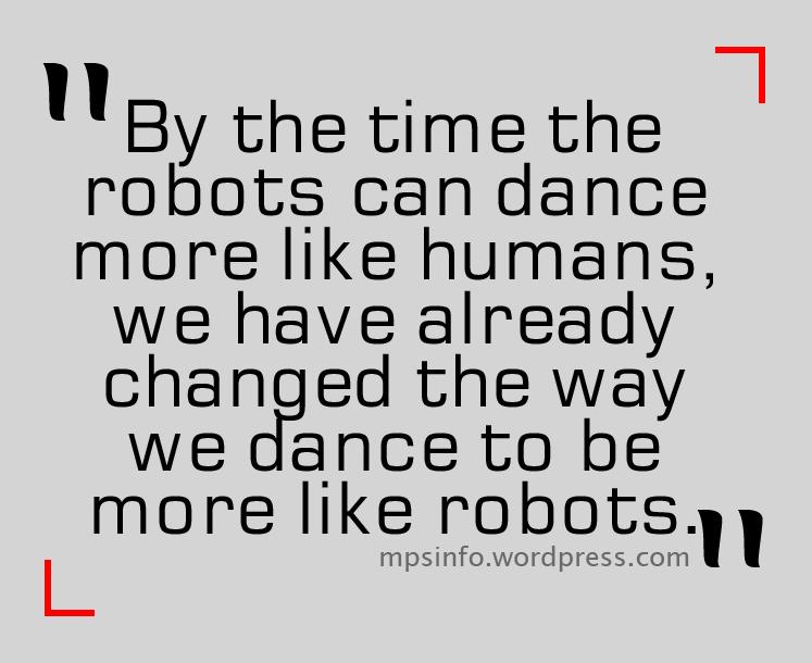 Robot quote #3