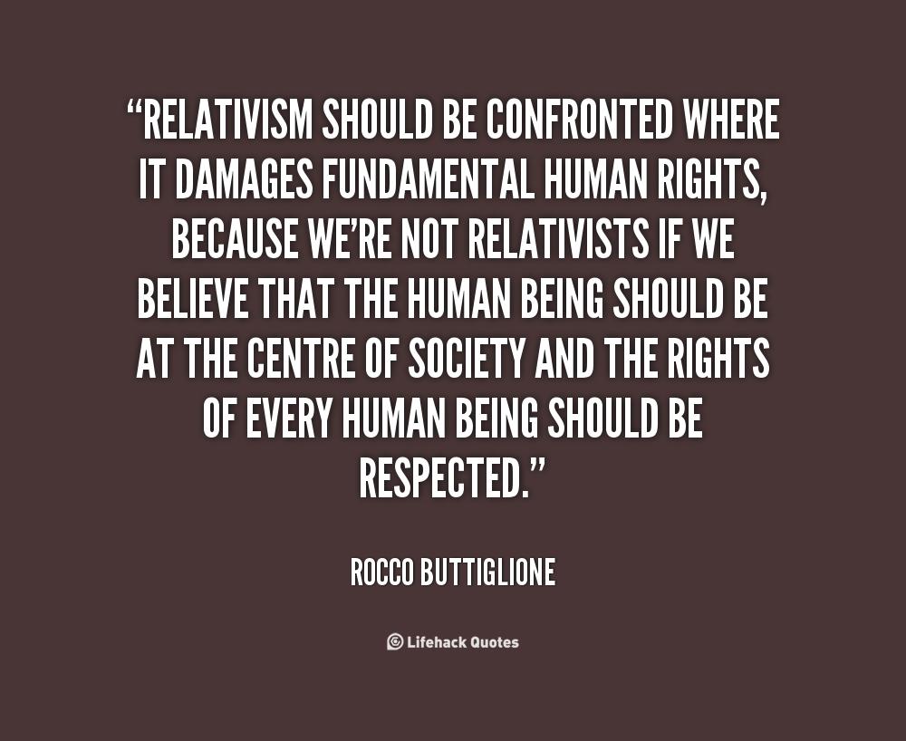 Rocco Buttiglione's quote