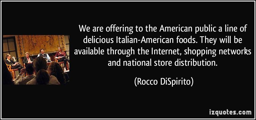 Rocco DiSpirito's quote #5