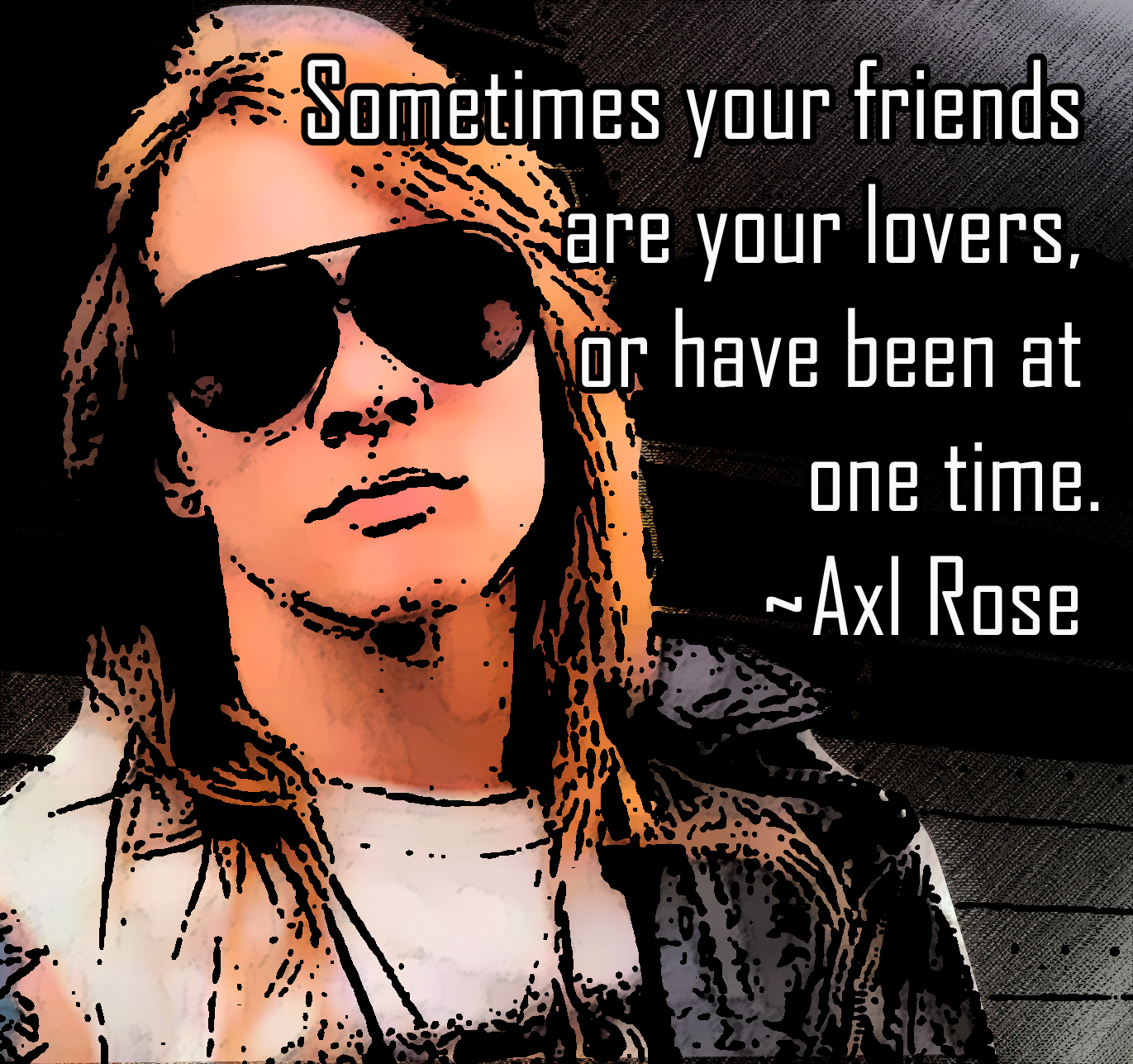 Rock Star quote #2