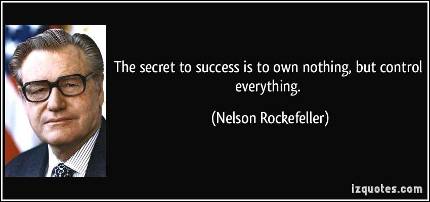 Rockefeller quote #2