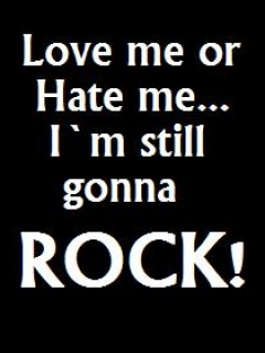 Rocking quote #1