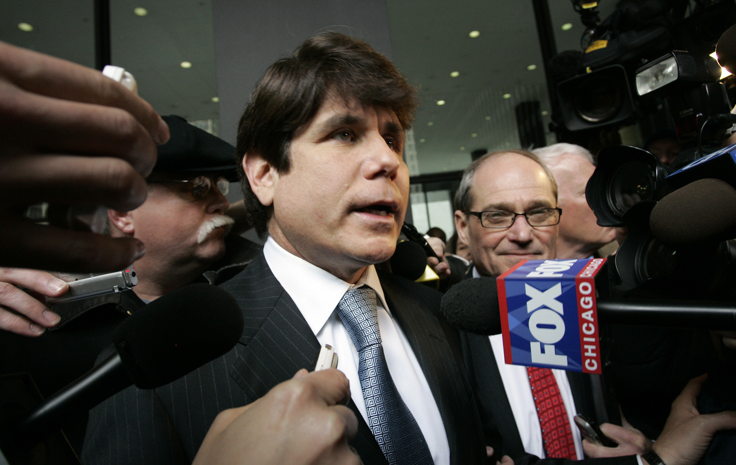 Rod Blagojevich's quote