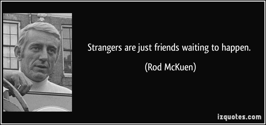 Rod McKuen's quote