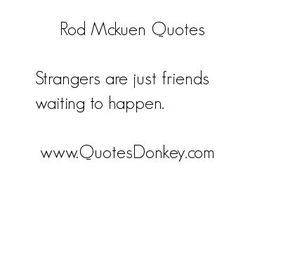 Rod McKuen's quote #1