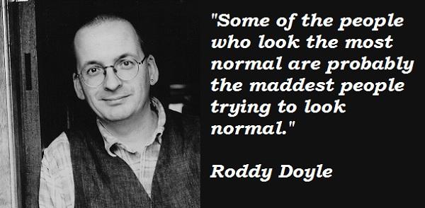Roddy Doyle's quote #7