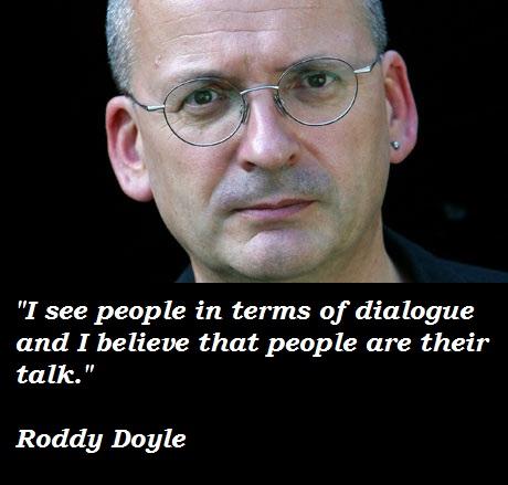 Roddy Doyle's quote #1