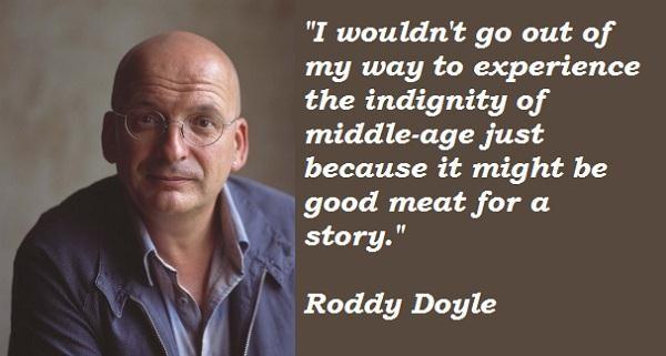 Roddy Doyle's quote #5