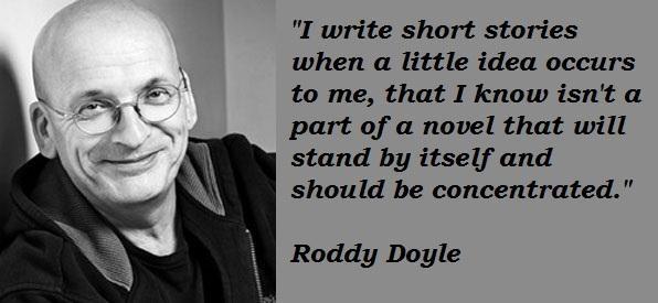 Roddy Doyle's quote #8