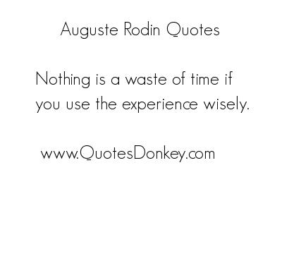 Rodin quote #2