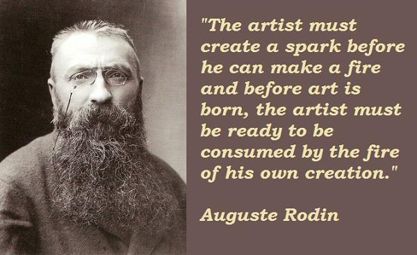 Rodin quote #1
