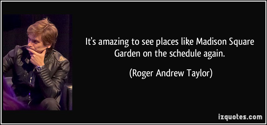 Roger Andrew Taylor's quote #1