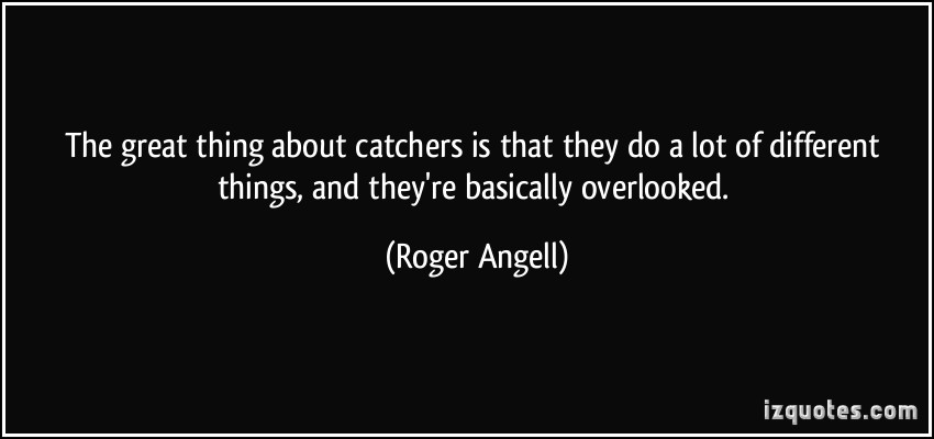 Roger Angell's quote #2