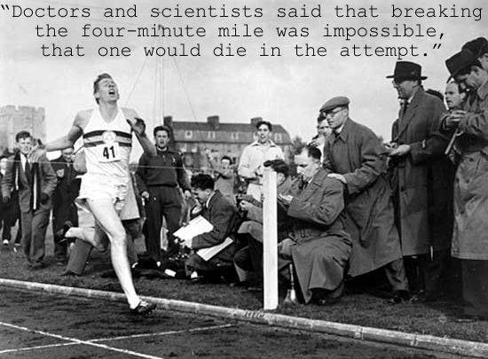 Roger Bannister's quote #3