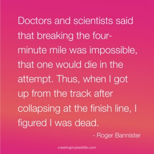 Roger Bannister's quote #5