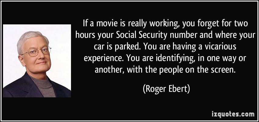 Roger Ebert's quote #2